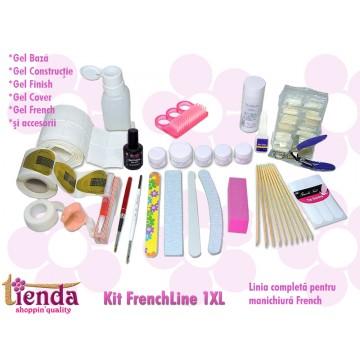 KIT TIENDA FRENCHLINE 1 XL fără Lampă