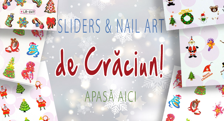 Nail Art de Craciun