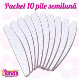 SET 10 PILE SEMILUNĂ ZEBRĂ 150/180