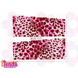 Tatuaj animal print LR717