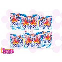 Tatuaj animal print LR718