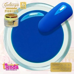 Gel UV Color Pigmento GK704 Neon Club Blue 5ml