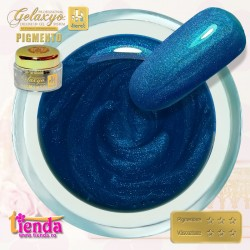 Gel UV Color Pigmento GK719 Aqua Marine 5ml