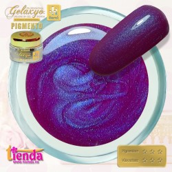 Gel UV Color Pigmento GK726 Purple Heart 5ml
