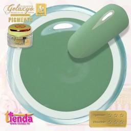 Gel UV Color Pigmento GK747 Mint Green