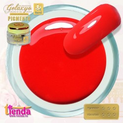 Gel UV Color Pigmento GK750 Candy Red