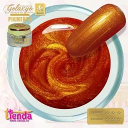 Gel UV Color Pigmento GK766 Tangerine Bliss 5ml
