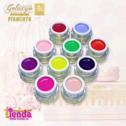 Pachet 10 Geluri Color Pigmento