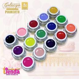 Pachet 15 Geluri Color Pigmento