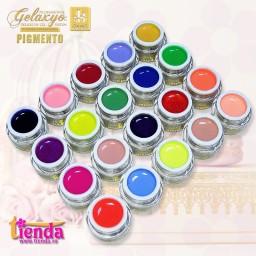 Pachet 20 Geluri Color Pigmento