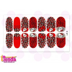 Tatuaj animal print  LR6