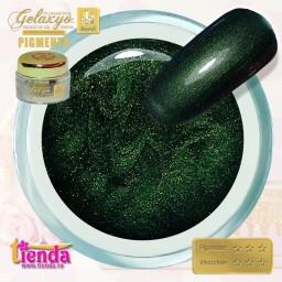 Gel UV Color Pigmento GK770 Pearl Green 5ml