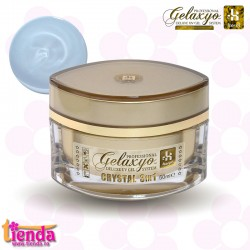 Gel UV Gelaxyo:Karat Crystal 3-in-1  50ml