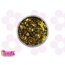 Pigment fulgi 003 Gold