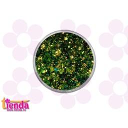 Pigment fulgi 006 Green-Gold