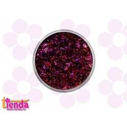Pigment fulgi 010 Purple-Gold