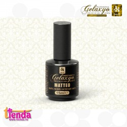 GEL UV FINISH GELAXYO :KARAT MATTEO PERFECT MAT 15ML