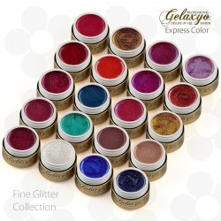 Pachet Fine Glitter Collection 20 Geluri