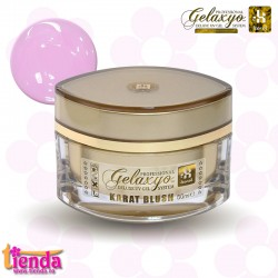 Gel UV Construcție Gelaxyo :Karat BLUSH - Versatilitate 50ml