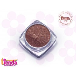 Pigment Sidefat Brown Gold S12