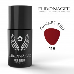 Euronägel  GL118  - Garnet Red