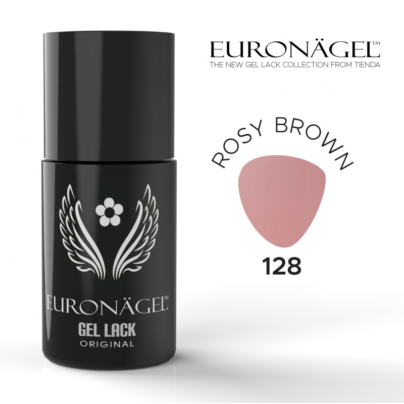 Euronägel  GL128  - Rosy Brown