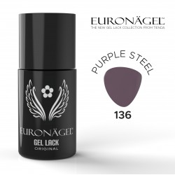 Euronägel  GL136  - Purple Steel