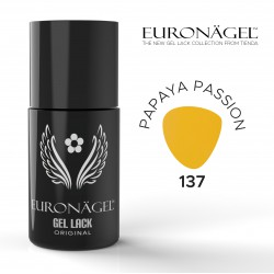Euronägel  GL137  - Papaya Passion