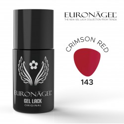 Euronägel  GL143  - Crimson Red