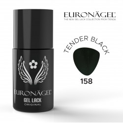 Euronägel  GL158  - Tender Black