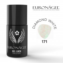 Euronägel  GL171 - Diamond White
