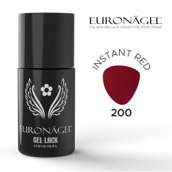 Euronägel  GL200 - Instant Red