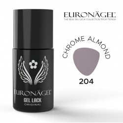 Euronägel  GL204 - Chrome Almond