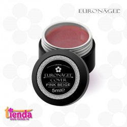 Gel UV Cover Tienda Euronägel PINK-BEIGE 5ml