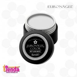 Gel UV Color Tienda Euronägel Wet Look White 5ml