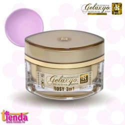 Gel UV Gelaxyo:Karat Rosy 3-in-1  50ml