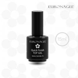 Top Gel UV Tienda Euronägel cu pensulă 15ml