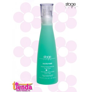 Matte Pure Make-up Remover Gel