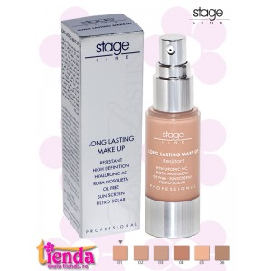 Long Lasting Make-up 01