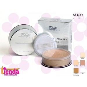 Transparent Powder Natural
