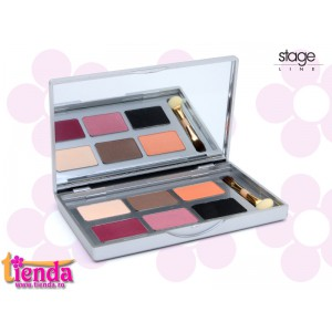 Eye Shadow Palette  - 6 colori paleta A