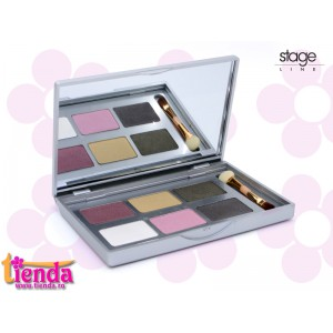 Eye Shadow Palette  - 6 colori paleta C