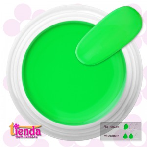 GEL UV COLOR Tienda-Euronägel NEON GREEN 5ml
