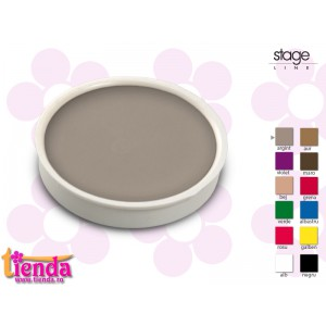 Godet creamy make-up Plata