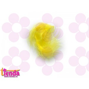 Pene naturale yellow
