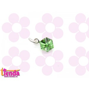 PIERCING UNGHII CRISTAL GREEN