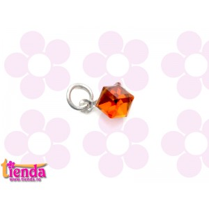 PIERCING UNGHII CRISTAL BROWN