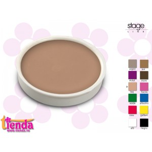 Godet aqua make-up Beige
