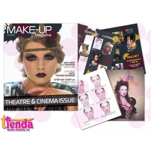 REVISTA MAKE-UP MAGAZINE Nr. 5