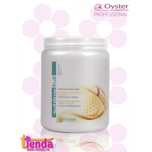 Mască hidratantă pentru păr uscat cu extract de miere